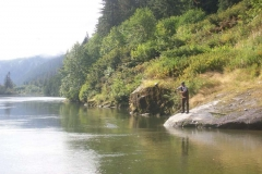 Skeena River Fishing